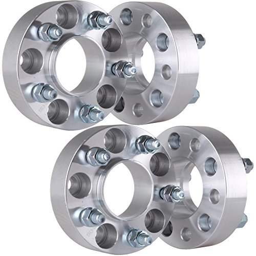 ECCPP 5X114.3 Hubcentric Wheel Spacers 1.5