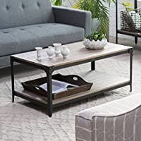 Belham Living Trenton Coffee Table - Driftwood