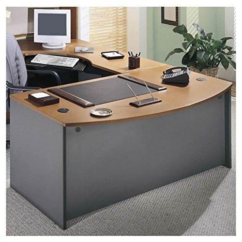 Cherry Executive U-shaped Desk - 9