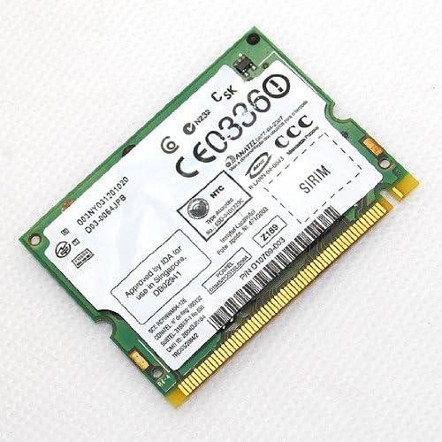 NYCPUFAN USB 2.0 Wireless WiFi LAN Card for HP-Compaq Evo D510 e-pc D51E