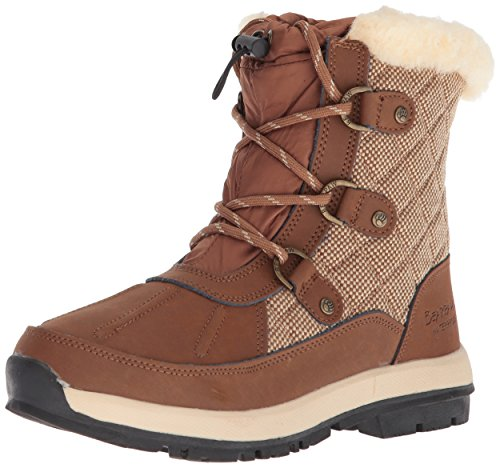 BEARPAW Womens Bethany Snow Boot Tan V9CD28