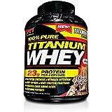 SAN Nutrition 100% Pure Titanium Whey - Chocolate Rocky Road, 2.26Kg