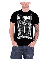 Behemoth The Satanist Official Mens New Black T Shirt