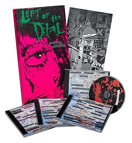 Left of the Dial: Dispatches from the '80s Underground (Left Of The Dial Cd)