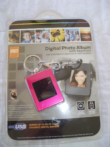 digital photo album WITH KEYCHAIN ()