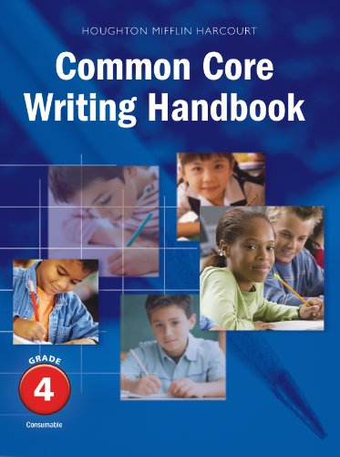 Journeys: Writing Handbook Student Edition Grade 4
