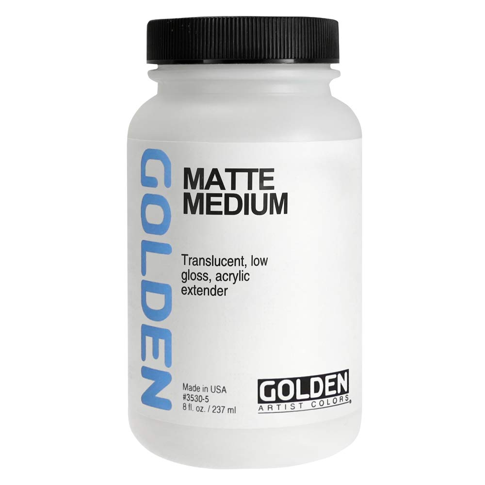 Pro-Art Pro-Art Pro-Art Medios Oro Mate Medium-8 oz 844521