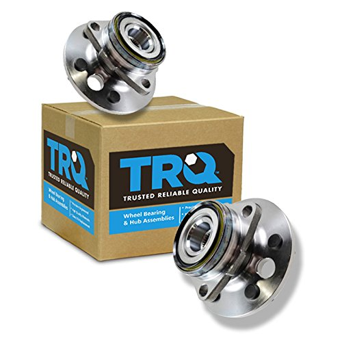 Front Wheel Hubs & Bearing Pair Set 4x4 4WD for C/K Pickup Truck Suburban Tahoe