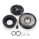 ac clutch assembly - AC A/C Compressor Clutch Assembly Kit for 2007 - 2012 NISSAN ALTIMA SENTRA 4CYL 2.5L