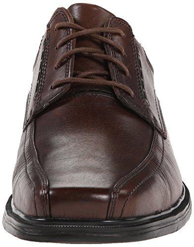 Clarks Mens Un.kenneth Spets-up Brunt Läder