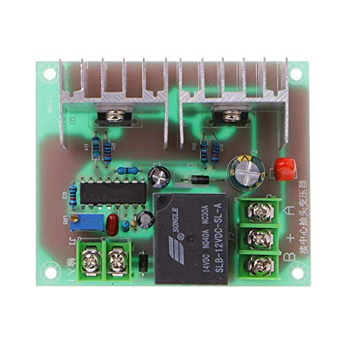 Yuly 300W DC 12V to AC 220V Inverter Driver Board Power Module Drive Core Transformer