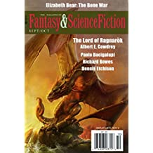 The Magazine of Fantasy & Science Fiction September/October 2015 (The Magazine of Fantasy & Science Fiction Book 129)