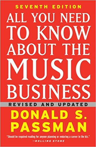 Image result for Donald Passman All You Need to Know About the Music Business