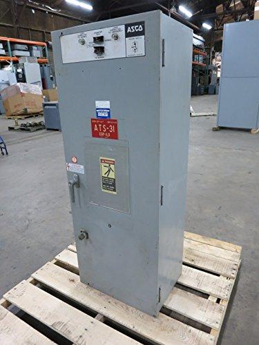 ASCO C940326099XC 260A 480V Automatic Transfer Switch Bulletin 940 260 Amp ATS