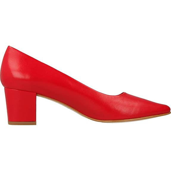 JONI Heeled Shoes, Colour Red, Brand, Model Heeled Shoes VA38F6N6F Red:  Amazon.co.uk: Shoes & Bags