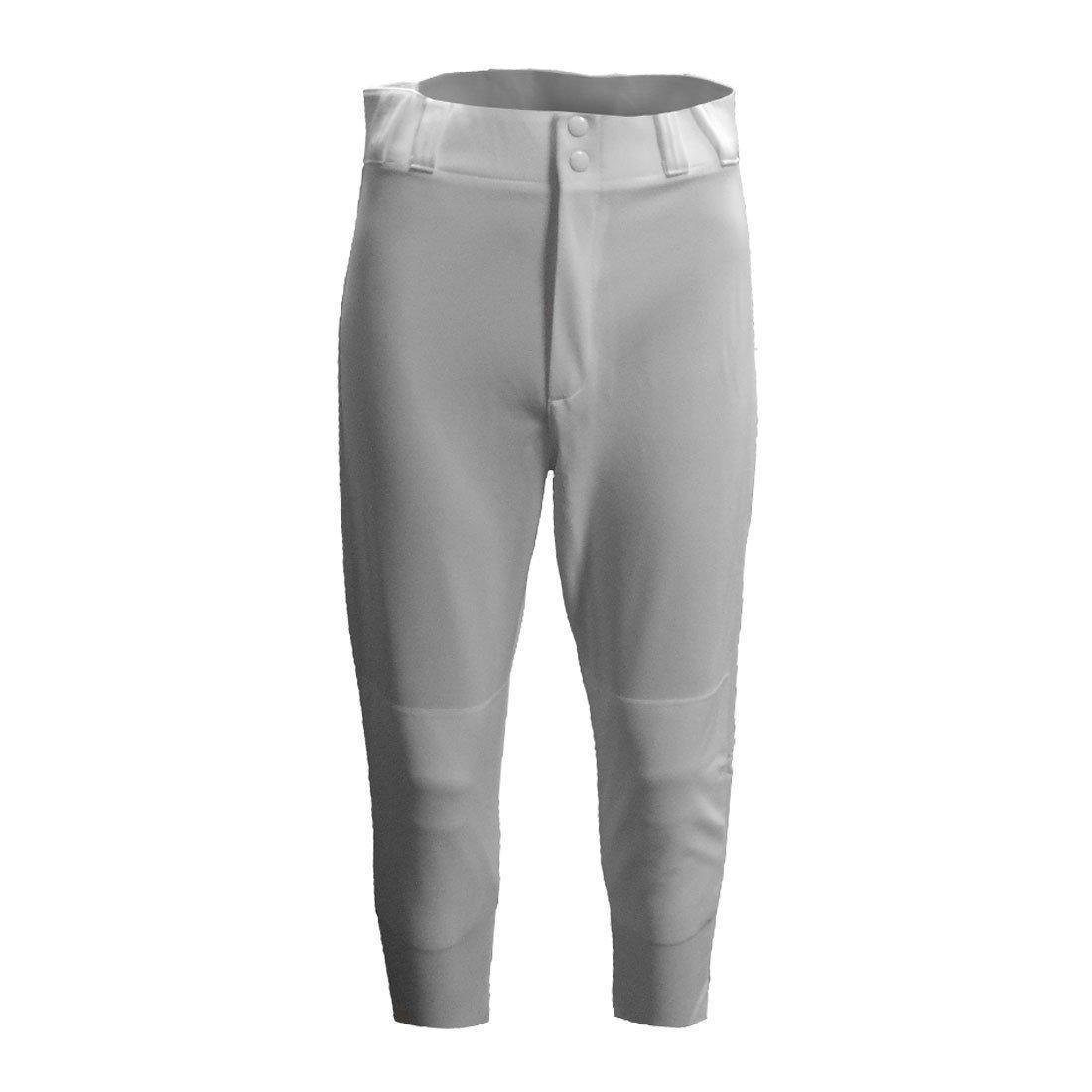 マジェスティック大人用Pro Style Baseballパンツ B01N5QOULL S|ホワイト ホワイト S