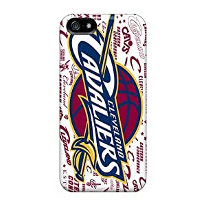 Snap-on Cleveland Cavaliers Case Cover Skin Compatible With Iphone 5/5s