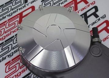 Plata tapa del embrague Ducati Monster 620 695 750 800 S2R: Amazon.es: Coche y moto