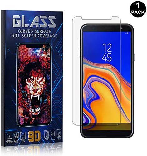 SONWO Protector Pantalla Galaxy J4 Plus 2018, Dureza 9H Alta Definicion Anti-rasguños Protector Pantalla para Samsung Galaxy J4 Plus 2018, 1 Piezas: Amazon.es: Bebé