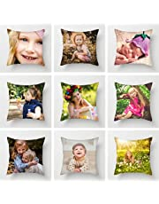 Custom Pillowcase, Personalised Cushion with Photo. Personalised Gift with Your own Photo.