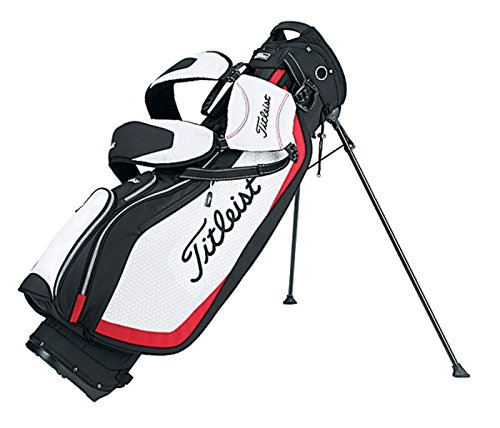 Titleist Stand Bag, Ultra Light-weight, Gray/Tomato/Citron – DiZiSports Store