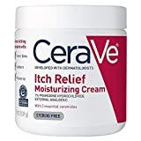 CeraVe Moisturizing Cream for Itch Relief | 19
