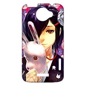 New Anime Tokyo Ghoul Printing for HTC One X Case
