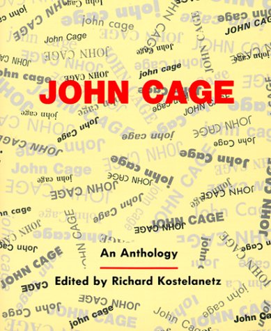 (John Cage: An Anthology (Da Capo Paperback))