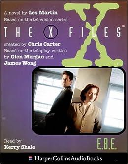 X-Files' E B E (The X-files): Les Martin: 9780001053700