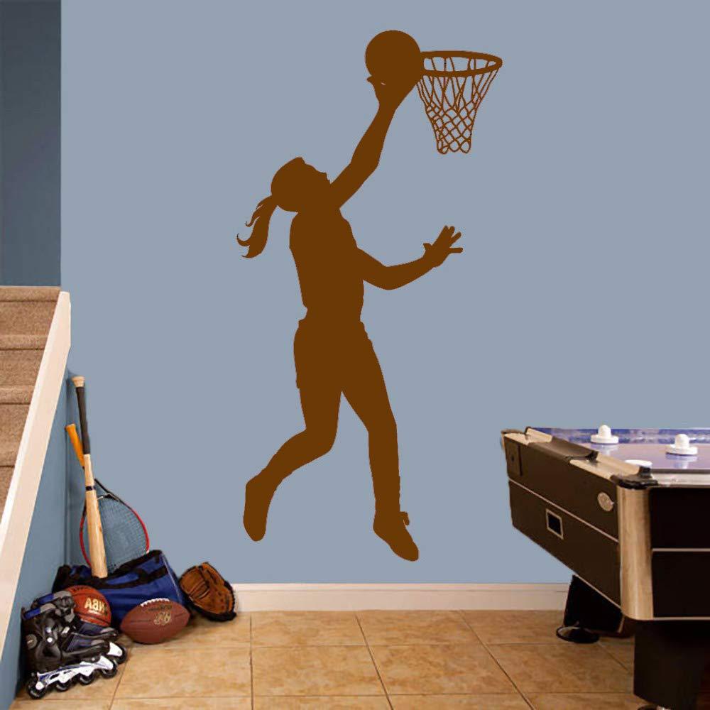 Zaosan Chica de Baloncesto en Jugador de Baloncesto Sala de ...