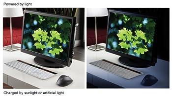 Logitech K750 Wireless Solar Keyboard For Mac — Solar Recharging, Mac-friendly Keyboard, 2.4ghz Wireless - Silver 1
