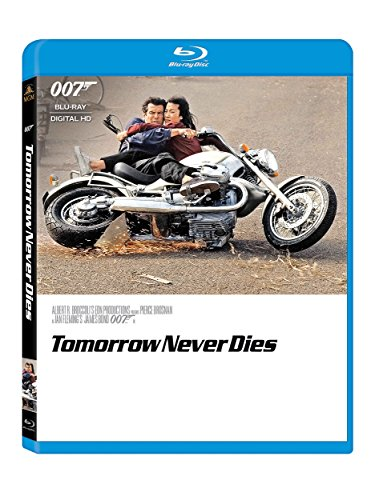 Blu-ray : Tomorrow Never Dies (Widescreen)