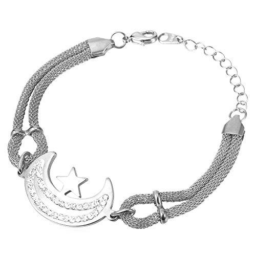 Stainless Steel Unique Design Bracelet