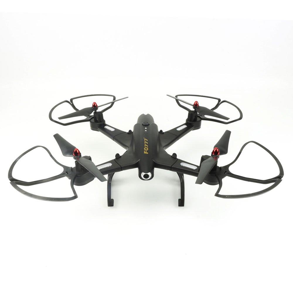 MingXiao Quadcopter-Hubschrauber Tragbarer 2,4 GHz FQ02W FPV One Key Return