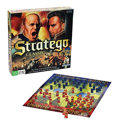 PlayMonster Classic Stratego Board Game JungleDealsBlog.com