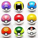 9PCS Pokemon pikachu Pokeball Cosplay Pop-up Master Great - Best Reviews Guide