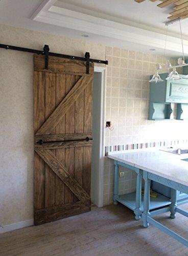 wood barn door - 4