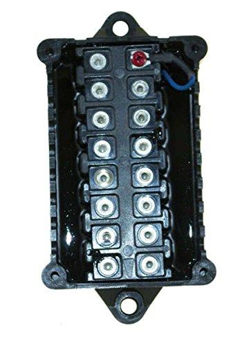 Yamaha CDI Box Fits 115 - 130 Hp 4 Cyl WSM 366-120 OEM# 6E5-85540-12-00 CDI Electronics ()