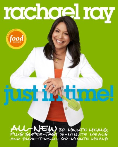 - Rachael Ray: Just In Time