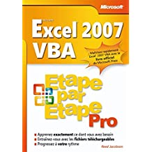 EXCEL 2007 VBA