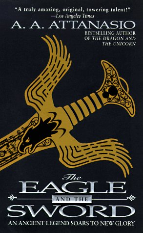book cover of The Eagle and the Sword