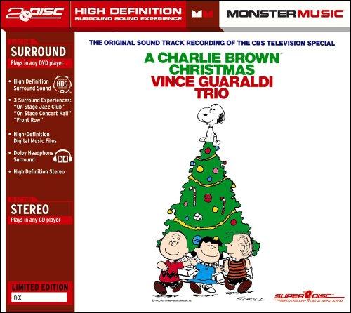 Price comparison product image Vince Guaraldi - A Charlie Brown Christmas (SuperDisc)