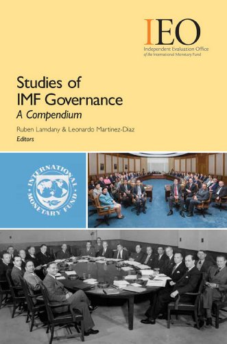 Studies of IMF Governance: A Compendium (Best Political Consulting Firms)