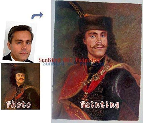 Original Oil Portraits - 2