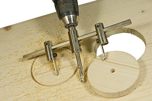 Verstellbare Lochsage Lochbohrer Kreisschneider Fur Holz O 40 200mm