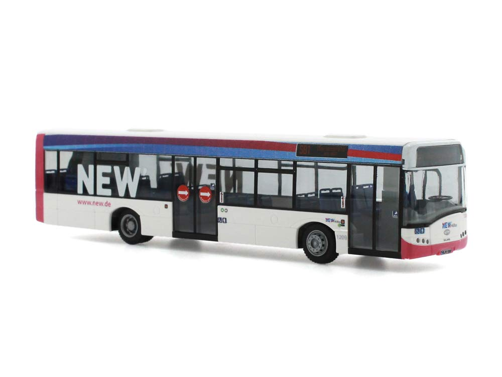 Rietze 65962 Solaris Urbino 12 Kids Strümpfe VFL New Mönchengladbach Bus Modell