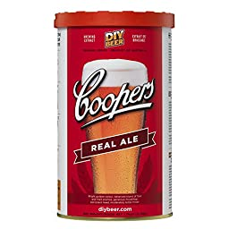 Coopers DIY Beer Real Ale Homebrewing Craft Beer Brewing Extract