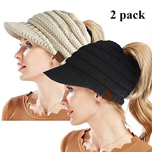 a4927920a6f ZOORON Beanie Winter Hats for Women