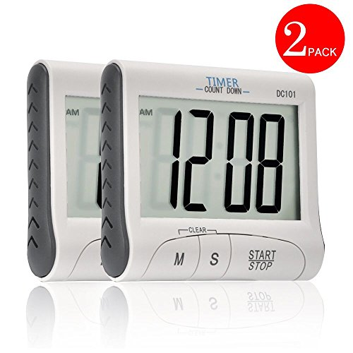 Lcd Digital Sports Alarm - 5