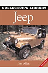 Jeep (Collector's Library) by Jim Allen (2004-12-11) Mass Market Paperback